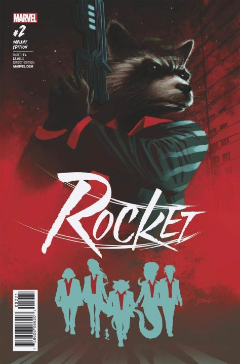 Rocket 2 Steve Epting