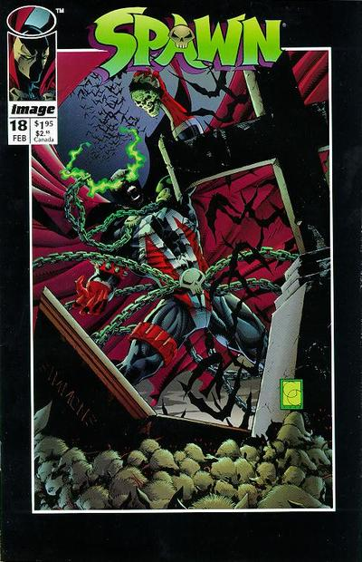 Spawn 18 Greg Capullo