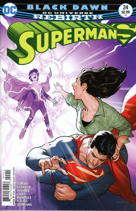 Superman 24 Ryan Sook
