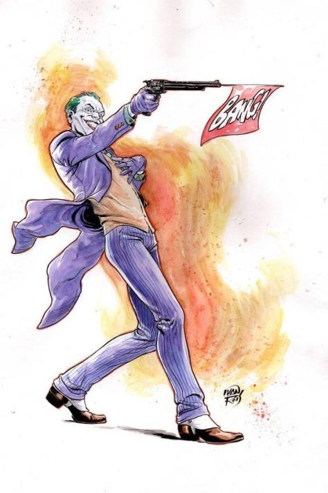 The Joker Ivan Reis