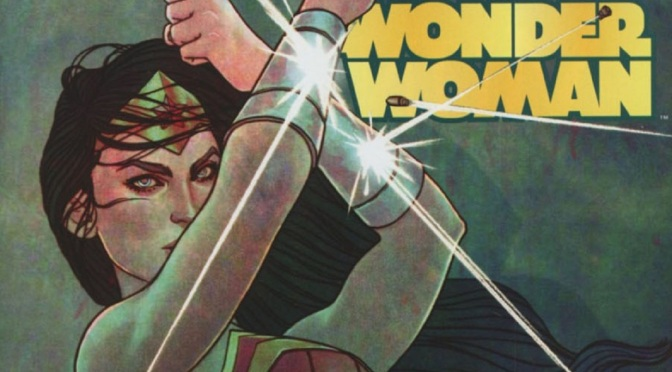 A Reading List for Wonder Woman Day