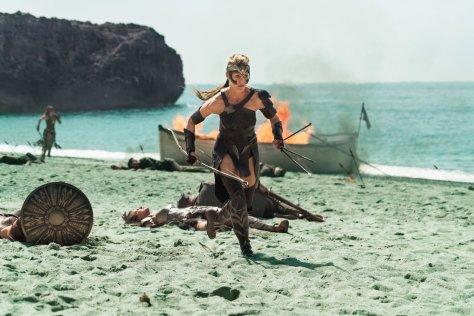 Wonder Woman Antiope