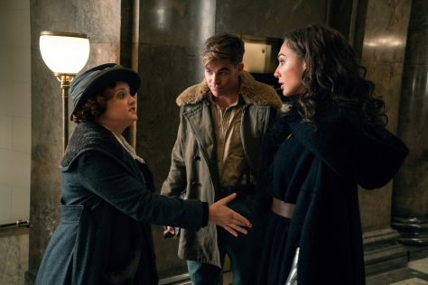 Wonder Woman trio