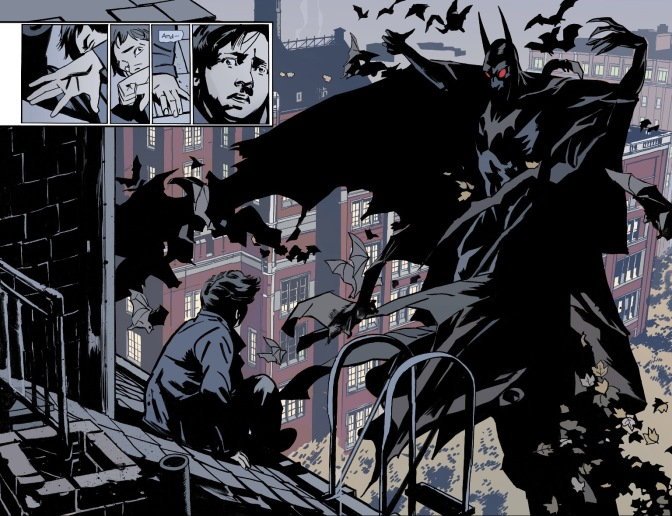 This Week's Finest: Batman Creature of The Night #1