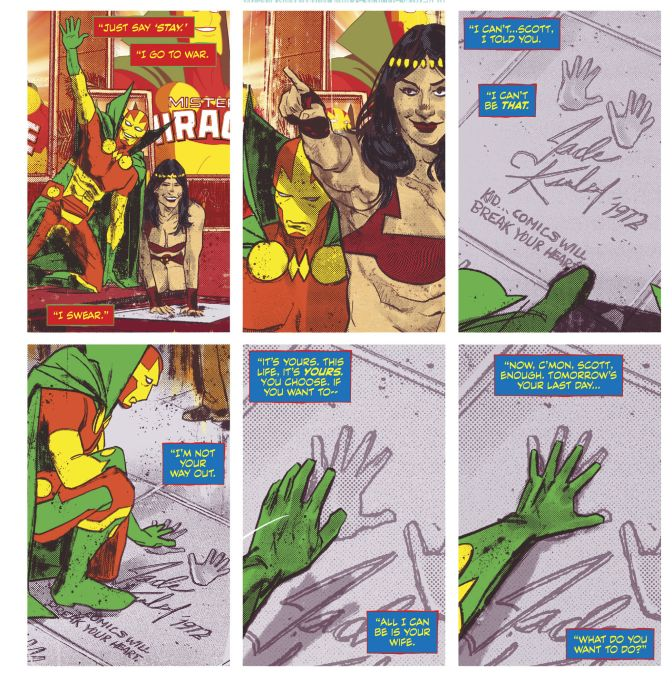 This Week's Finest: Mister Miracle #5