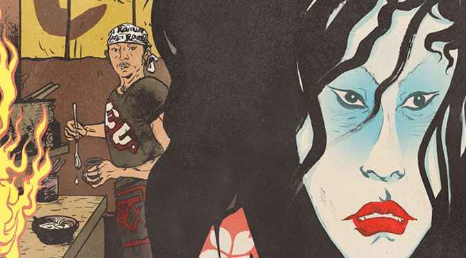Hungry Ghosts #1 Advance Review