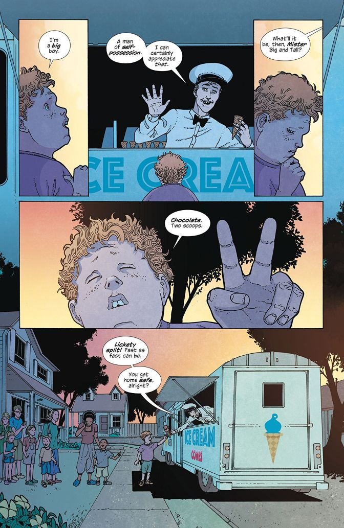 This Week's Finest: Ice Cream Man #1