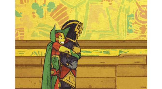 This Week's Finest: Mister Miracle #6