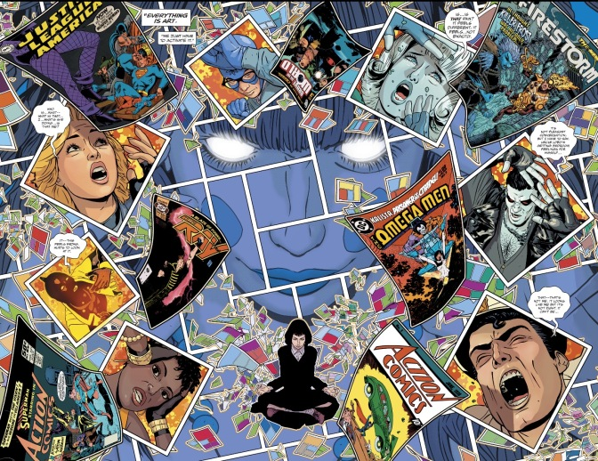 This Week's Finest: JLA/Doom Patrol Special #1