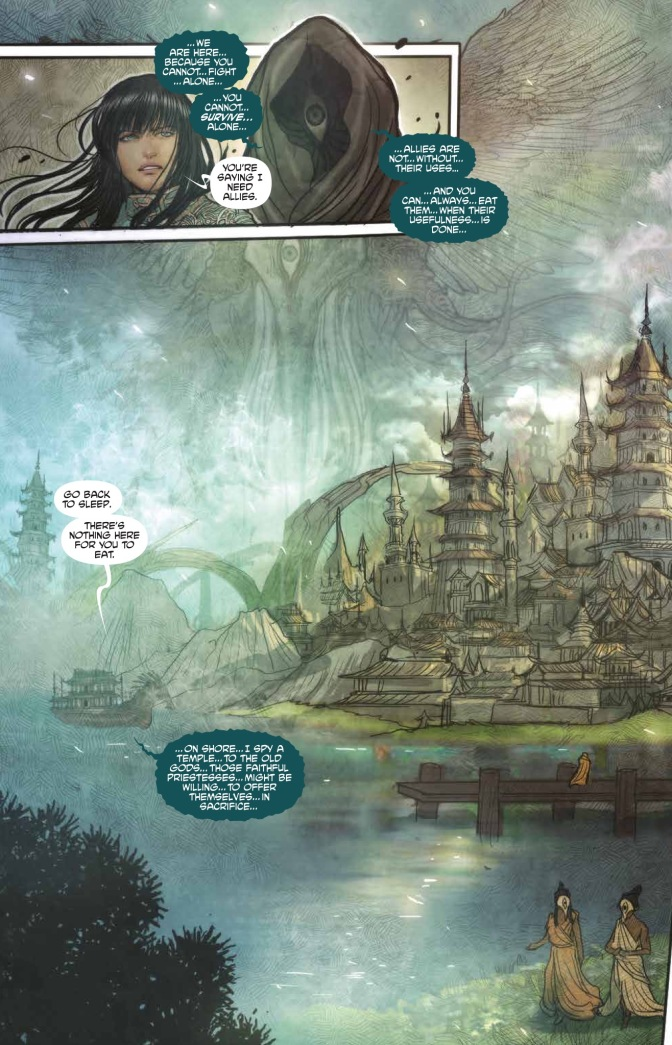 This Week's Finest: Monstress #14